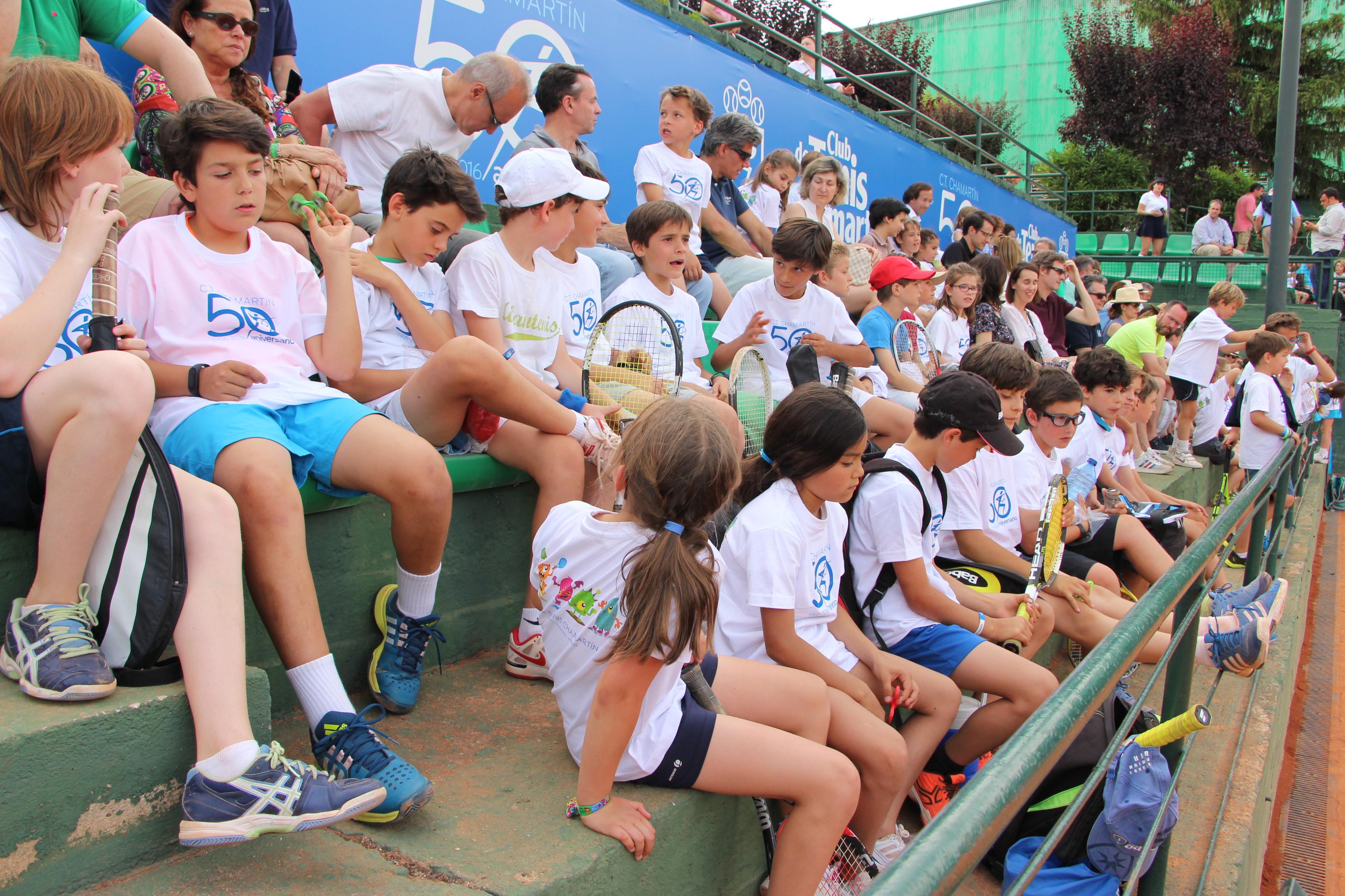 Participantes en la Master Cup 16-17